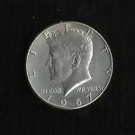 monedas del Mundo : America : Estados_Unidos :  Kennedy