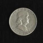 monedas del Mundo : America : Estados_Unidos :  Franklin
