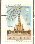 Sellos del Mundo : Africa : Angola : BASILICA