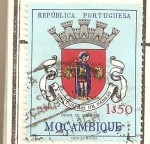 Stamps Mozambique -  ESCUDO