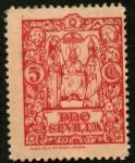 sellos de Europa - España -  Pro Sevilla