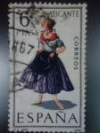 Sellos de Europa - España -  Ed:1769- Trajes Típicos Españoles-ALICANTE (Nº3)