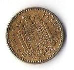 monedas de Europa - España -  03B - FRANCISCO FRANCO CAUDILLO DE ESPAÑA POR LA GRACIA DE DIOS 1963