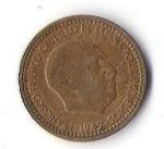 monedas de Europa - España -  04A - FRANCISCO FRANCO CAUDILLO DE ESPAÑA POR LA GRACIA DE DIOS 1947