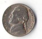 monedas de America - Estados Unidos -  05A - LIBERTY 1946 THOMAS JEFFERSON