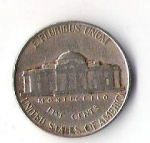 monedas de America - Estados Unidos -  05B - LIBERTY 1946 THOMAS JEFFERSON