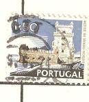 Stamps Portugal -  TORRE DE BELEM