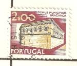 Sellos de Europa - Portugal -  DOMUS