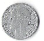monedas de Europa - Francia -  01A - LIBERTE EGALITE FRATERNITE 1941