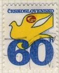 Sellos del Mundo : Europa : Checoslovaquia : Dibujo