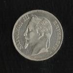 monedas del Mundo : Europa : Francia :  Napoleon III