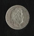 monedas del Mundo : Europa : Francia :  Luis Felipe I