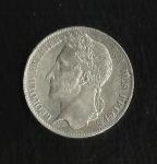 monedas de Europa - Bélgica -  Leopoldo I