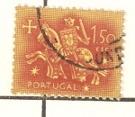 Stamps Portugal -  JINETE