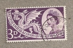 Stamps United Kingdom -  Juegos Commonwealth