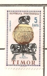 Stamps Asia - East Timor -  ARTE INDIGENA