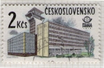Sellos del Mundo : Europa : Checoslovaquia : Praga