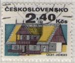 Sellos del Mundo : Europa : Checoslovaquia : Cechy