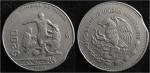 monedas del Mundo : America : México :  COPA MUNDIAL DE FUTBOL MÉXICO 86