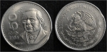 monedas del Mundo : America : México :  JUÁREZ