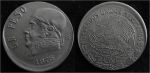 Moneda : America : México : MORELOS