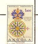 Sellos de Africa - Angola -  V CENTENARIO NACIMIENTO VASCO DE GAMA