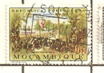 Stamps Mozambique -  MISA