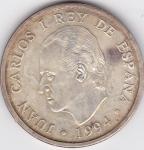 monedas del Mundo : Europa : España :  Madrid-Asamblea FMI-BM JUAN CARLOS I
