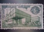 Sellos del Mundo : Europa : España : Ed:1590- Feria Mundial de Nueva York 1964-1965- Pabellón Español
