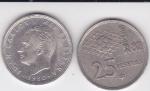 monedas del Mundo : Europa : España :  ESPAÑA-82  JUAN CARLOS I