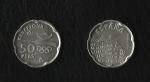 monedas de Europa - España -  Juan Carlos I / La Pedrera / Barcelona.