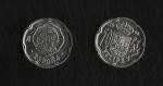 monedas de Europa - España -  Juan Carlos I / Felipe V