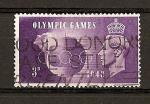 Sellos de Europa - Reino Unido -  Juegos Olimpicos de Londres.