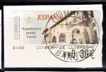 Sellos de Europa - España -  Arq.Ferrol 2002-16 (784)