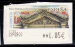 Sellos de Europa - España -  Arq.Donostia 2002-17 (785)