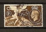 Stamps : Europe : United_Kingdom :  Juegos Olimpicos de Londres.