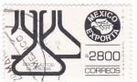 Stamps Mexico -  MÉXICO EXPORTA- PRODUCTOS QUÍMICOS