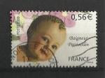 Sellos del Mundo : Europa : Francia :  Baigneur.