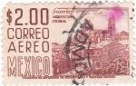 Sellos de America - México -  GUERRERO- Arquitectura Colonial