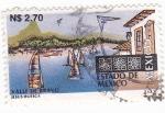 Sellos de America - México -  VALLE DE BRAVO-ESTADO DE MÉXICO