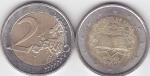 monedas de Europa - España -  EURO-  TRATADO DE ROMA