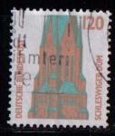 Sellos de Europa - Alemania -  Catedral