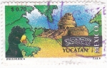 Stamps Mexico -  YUCATÁN
