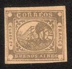 Stamps America - Argentina -  barquitos