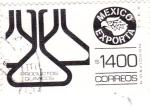 Stamps Mexico -  MEXICO EXPORTA- Productos Químicos