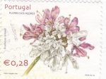 Stamps of the world : Portugal :  FLORES DE LAS AÇORES