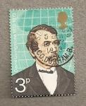 Stamps United Kingdom -  David Livingstone