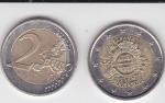 monedas de Europa - España -  CONMEMORACIONES