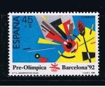 Stamps Spain -  Edifil  2965  Barcelona´92  I  serie Pre-Olímpica.