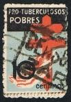 Sellos de Europa - España -  PRO TUBERCULOSOS POBRES